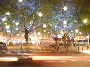 Julepyntet London